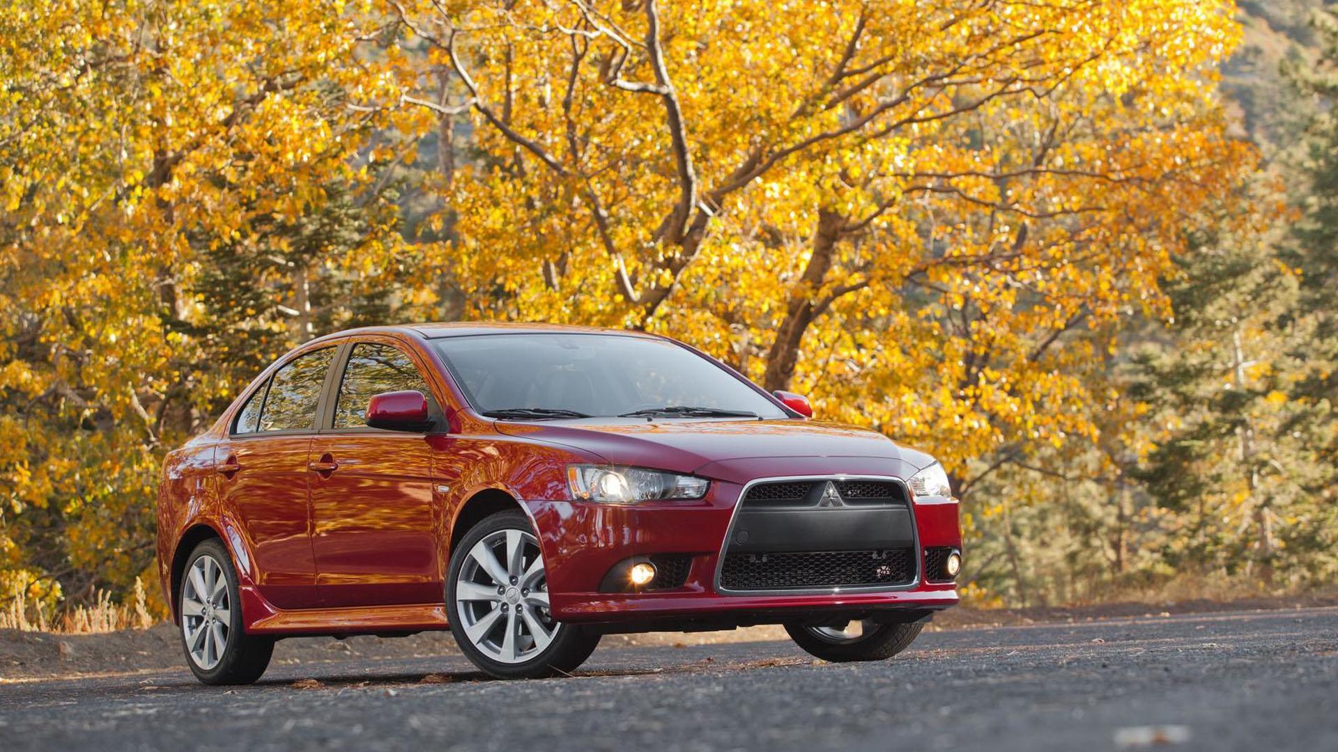 Mitsubishi Lancer facelift coming later this year