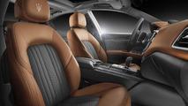 2016 Maserati Ghibli & Quattroporte to be offered with a Ermenegildo Zegna interior