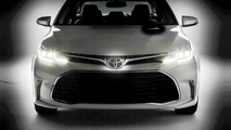 2016 Toyota Avalon teaser (modified)