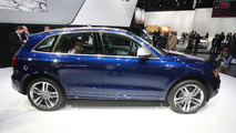 2013 Audi SQ5 TFSI live in Detroit 14.01.2013