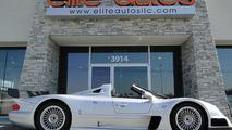 2002 Mercedes-Benz CLK GTR Roadster pops up on eBay