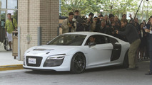 Audi and Marvel team up once again for Iron Man 3