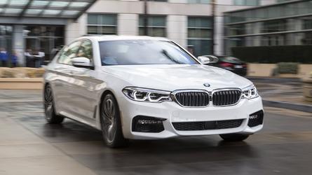 İlk Sürüş: 2017 BMW 5 Serisi
