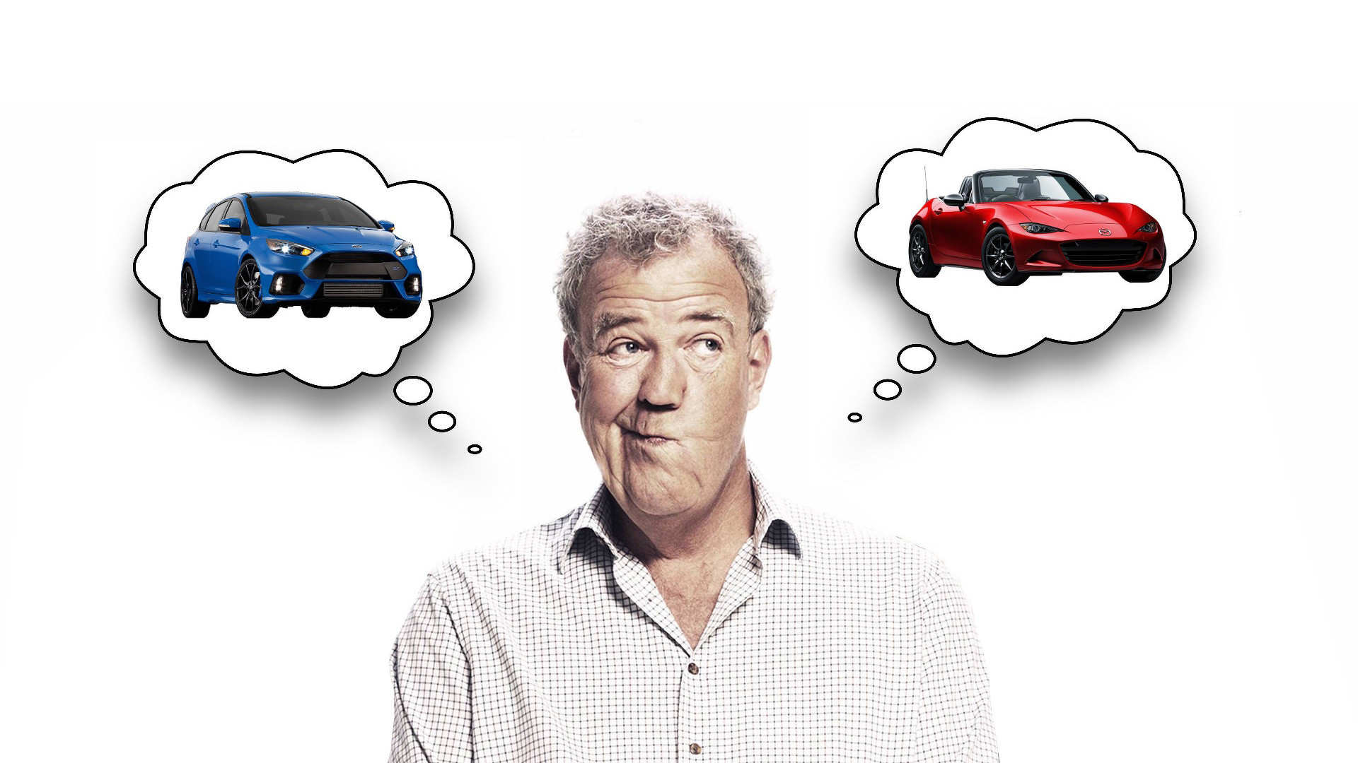 Jeremy Clarkson chooses his top 10 cars for 2015 and 2016