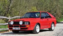 1987 Audi Sport quattro Auction