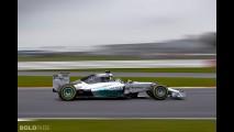 Mercedes AMG Petronas F1 W05