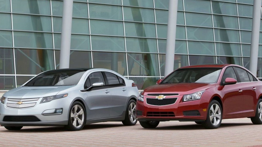 U.S. Spec Production Chevrolet Cruze to Debut in Los Angeles