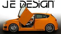 JE Design Seat Leon FR Details Released