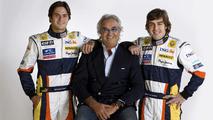 Piquet confirms Renault axe, slams Briatore