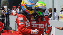 Alonso happy for Massa to win in Brazil