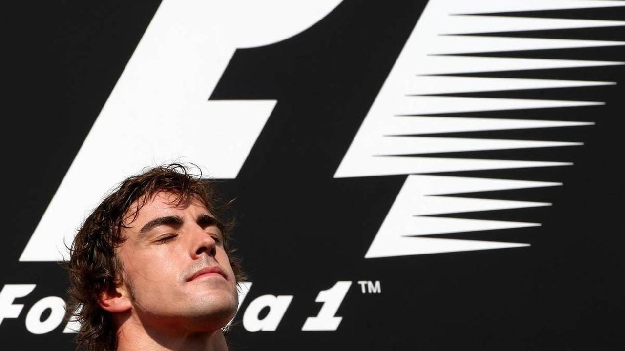 Fernando Alonso (ESP), Scuderia Ferrari, Hungarian Grand Prix, 01.08.2010 Budapest, Hungary