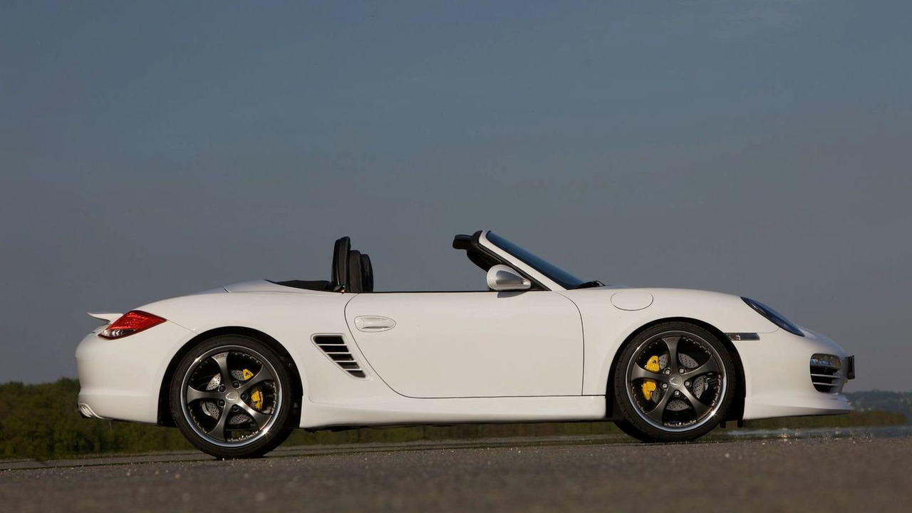 TechArt program for 987 Facelift Boxster
