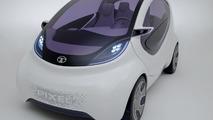 Tata Pixel Concept revealed in Geneva - 03.03.2011