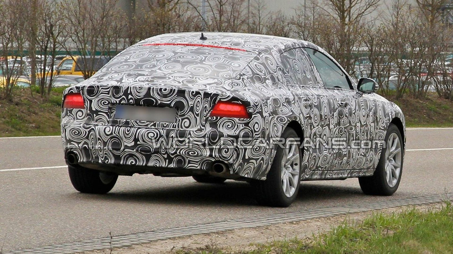 2011 Audi A7 spied in Germany - clearest photos yet