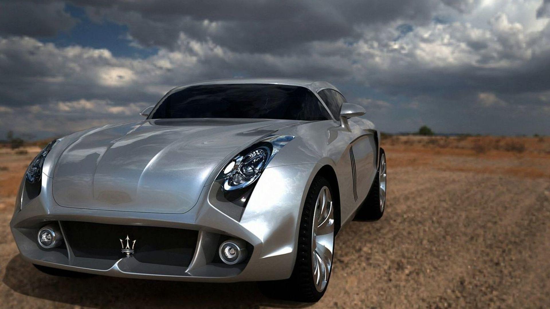Maserati Kuba Concept Design Project