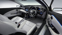 Honda Revised CR-Z Concept 10.21.2009