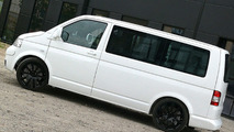 Volkswagen T5 van with 558PS Porsche 996 engine by TH Auto