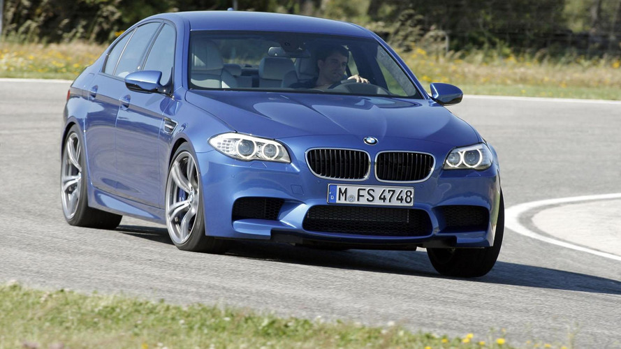 BMW M550d to get 381 HP tri-turbo engine