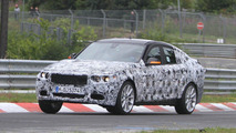2013 BMW 3-Series GT spied on the 'ring' for the first time