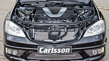 Carlsson CS60 based on Mercedes-Benz S-Class 25.07.2011