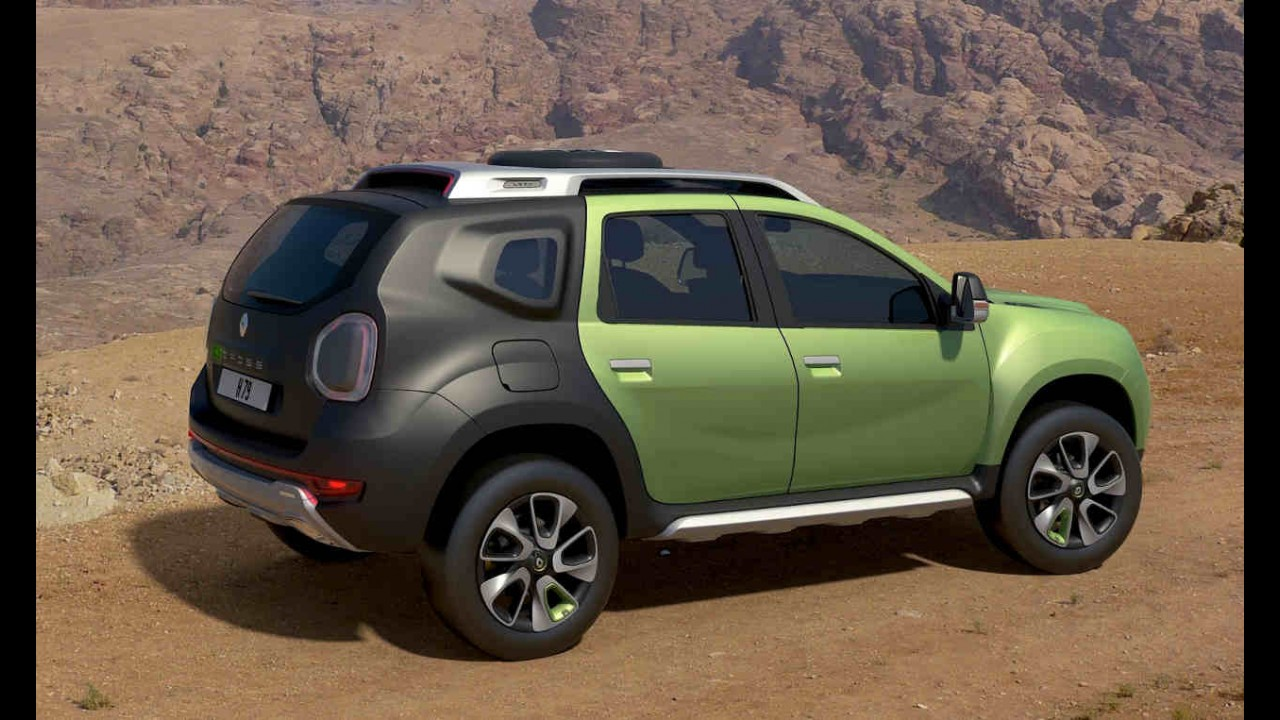 Renault DCross Concept