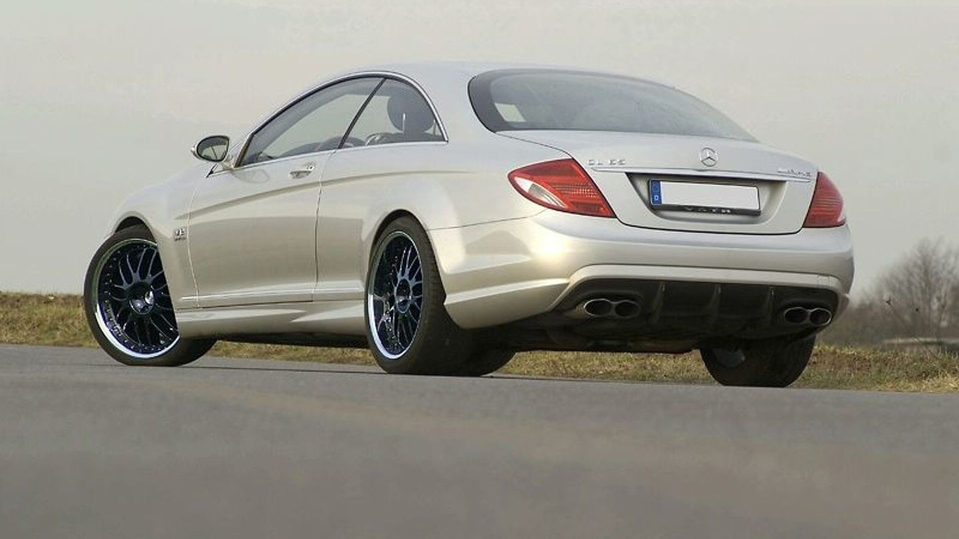 Mercedes CL 65 AMG by Vath