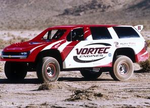 Chevrolet TrailBlazer Vortec