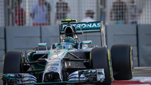 Rosberg's mind games reach title zenith on Sunday