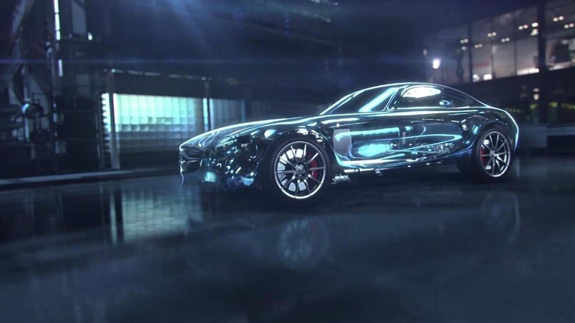 Mercedes-AMG GT premiere set for September 9 - report