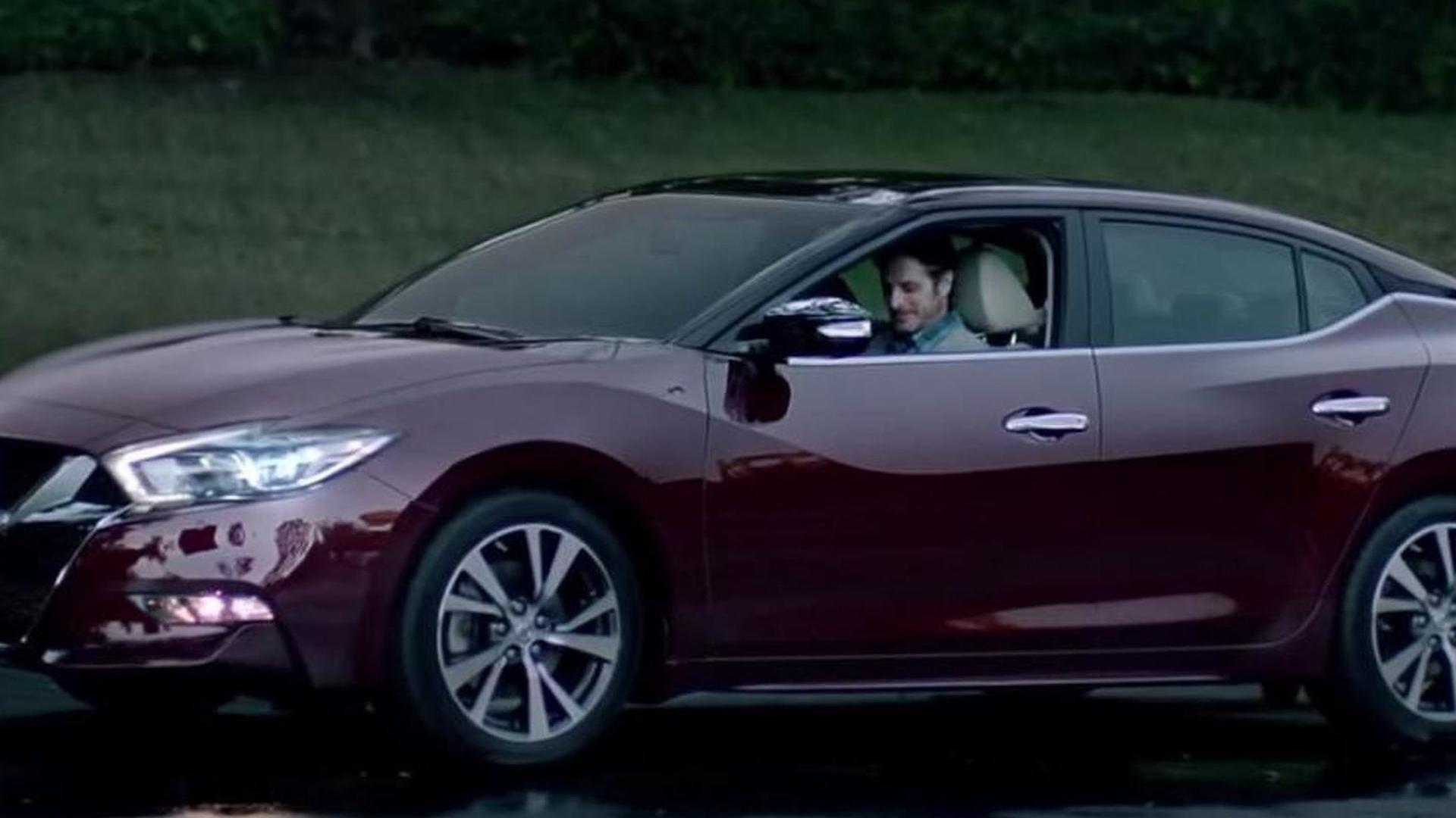 Nissan previews 2016 Maxima in Super Bowl ad [video]