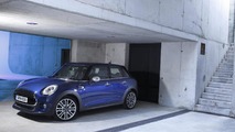 MINI five-door hatchback officially revealed