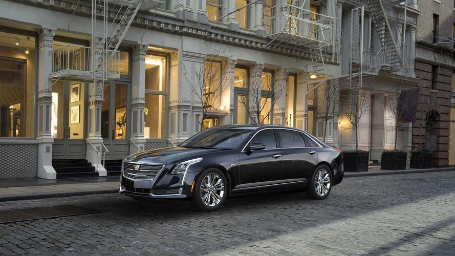 Cadillac CT6 slated to gain a biturbo 4.2-litre V8 engine