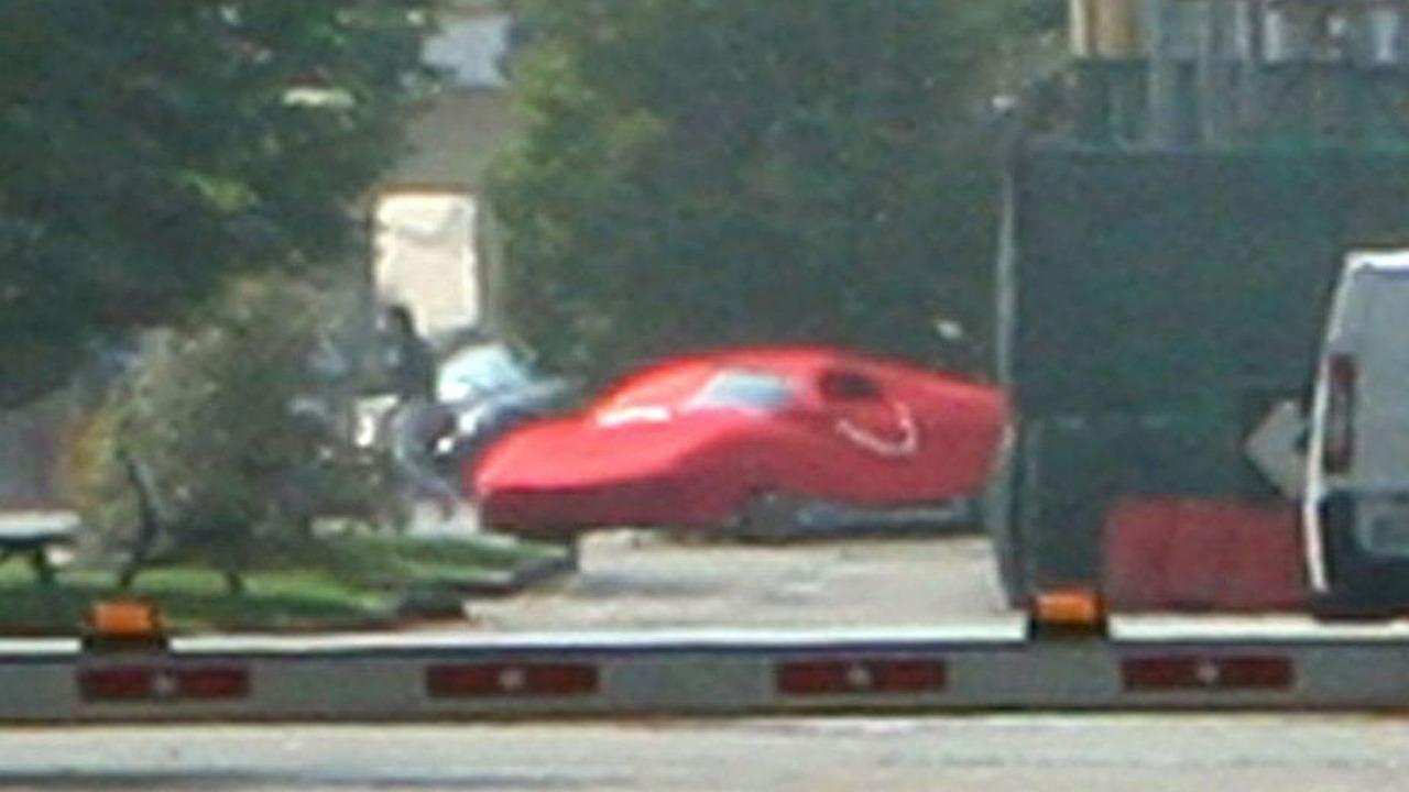 All new Ferrari F430 Spy Photos