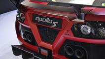 Gumpert Apollo S live in Geneva 2013