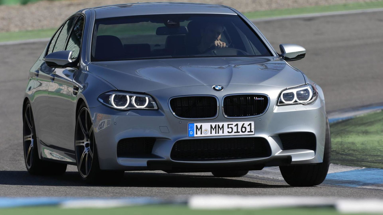 2014 BMW M5 facelift 19.05.2013