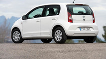 Seat Mii Ecofuel announced for Geneva