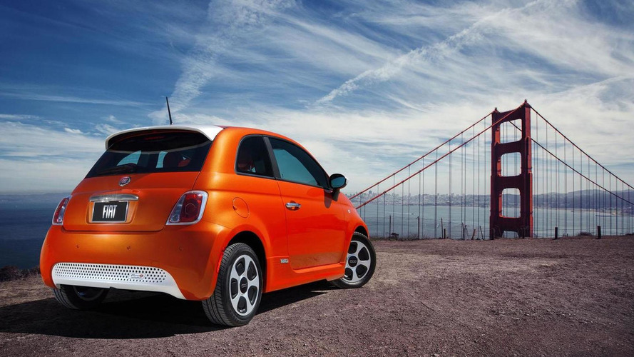 Fiat 500e buyers will get a free rental car for up to 12 days annually, sort of