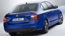 Skoda Octavia vRS pricing announced (UK)