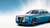 Rolls-Royce Ghost Alpine Trial Centenary Edition 18.4.2013