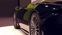 I.DE.A Institute ERA show car