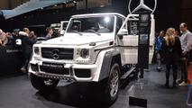 Genève 2017 - Mercedes-Maybach s'attaque au Classe G 650