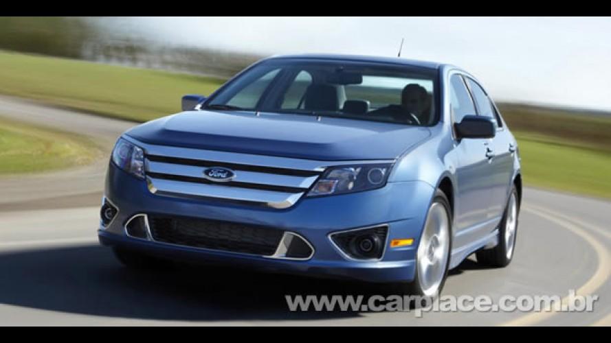 Recall: Ford também convoca Novo Fusion no Brasil por falha no reclinador do banco