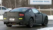 2010 Mustang GT spy photo
