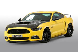 700-HP Ford Mustang CS700 is a British Special