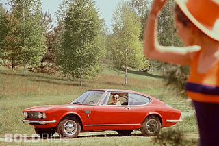 A Fiat Badge and Ferrari Power: The Fiat Dino Coupe