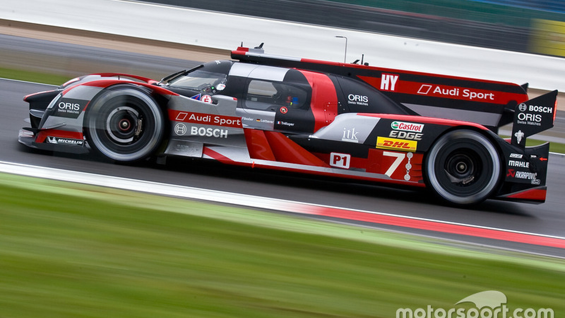 Audi to appeal Silverstone exclusion