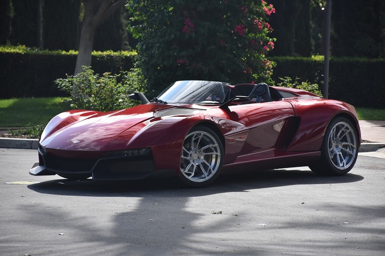 Rezvani Terrifies Us With Talks of a 700-Horsepower Beast X
