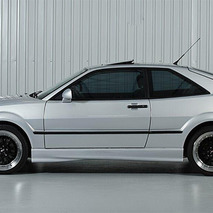 The Golf is Good, but the Volkswagen Corrado is Dearly Missed