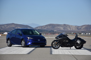 Honda's NM4 Motorcycle is Less Visionary Than the New Prius: Review