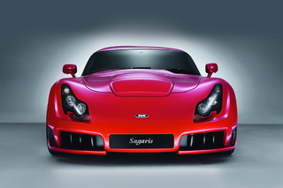 Yes! The 2017 TVR Packs a Highly-Tuned Mustang V8